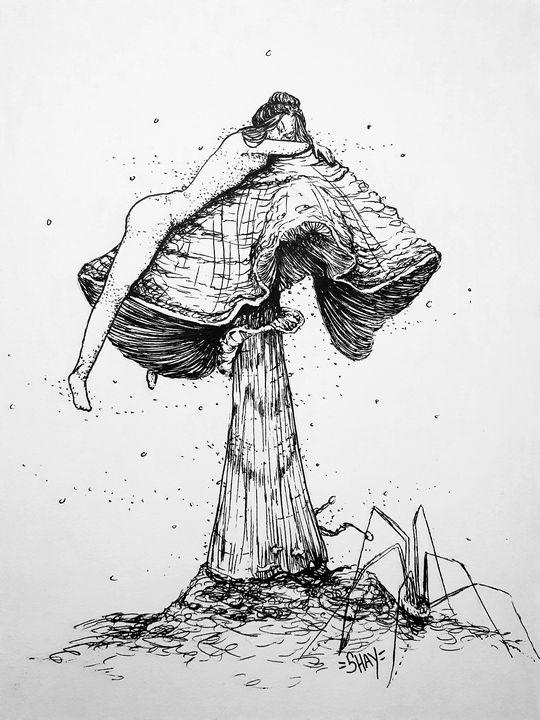 Mushroom Dreams - Abducted Artwork