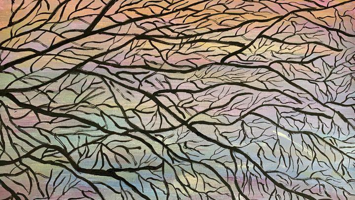 Tree painting - Rinky