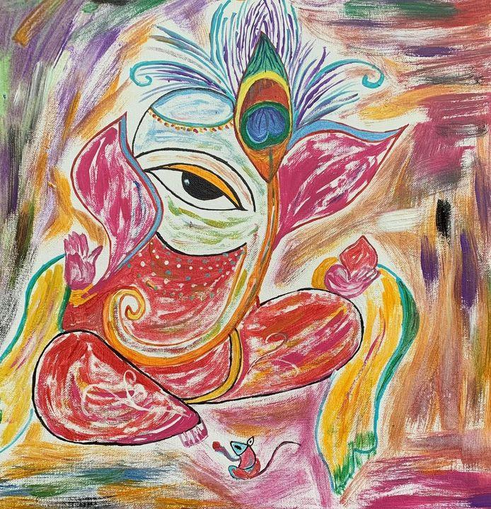 Ganesha for Happiness - Rinky