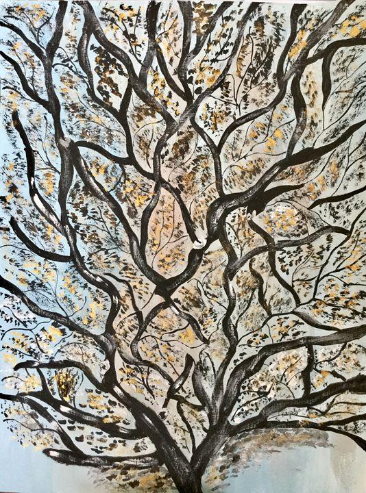Winter tree - Rinky