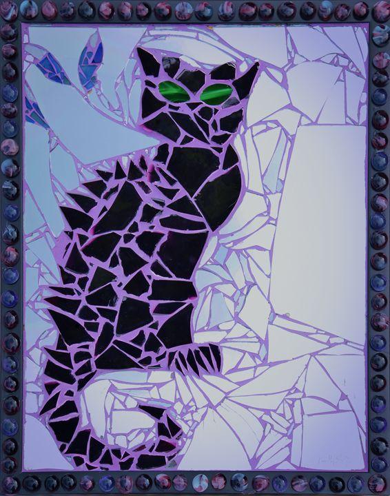 Bruce Wayne (Purrrple) - Emily Nantz
