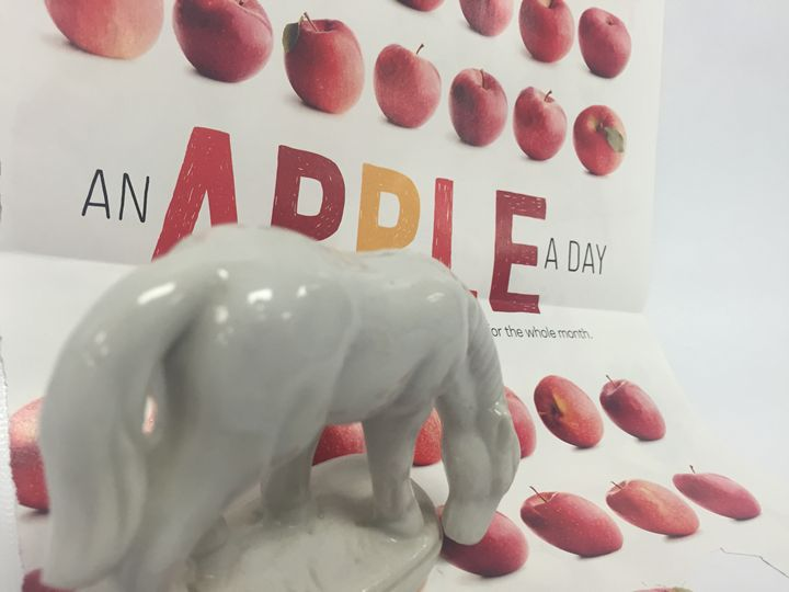 Apple horse - Chidera