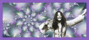 Janis Joplin - 16x7 - JJ-1