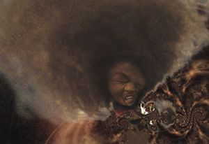 Jimi Hendrix - 11x17 - JH-8