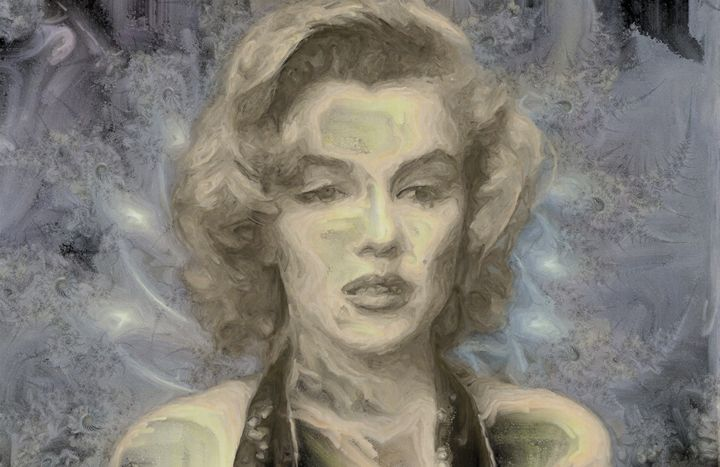 Marilyn Monroe 11X17 - MM-1 - Homespun Galleries