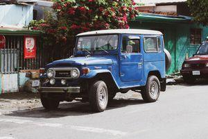 Costa Rican car