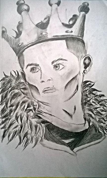 Incomplete Seventh King - Patrick Mbaji Jr