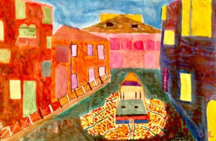 Venezia - Chantay-Simone