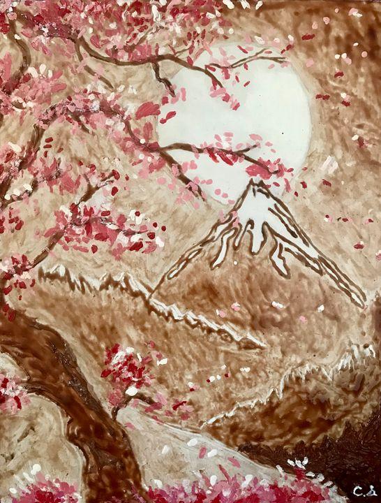 Mountainside Bloom - Chantay-Simone