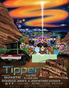 Tipper - Red Rocks - 2015