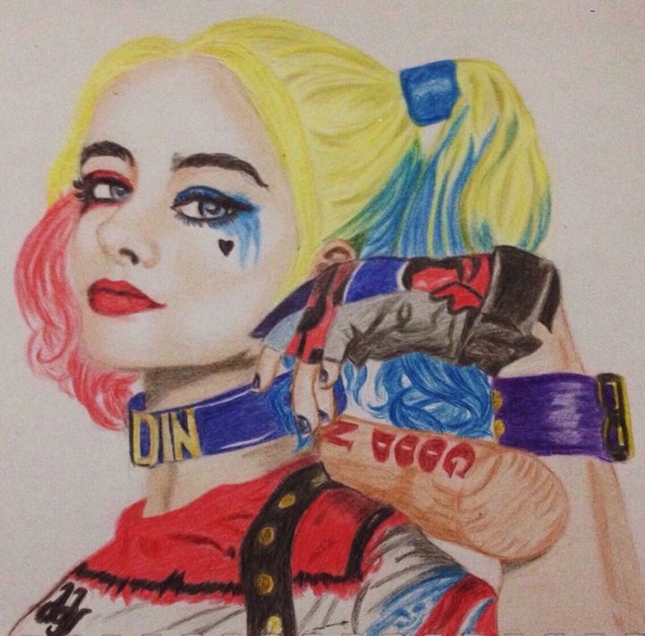Psychotic Beauty (Harley Quinn) - Mar'st