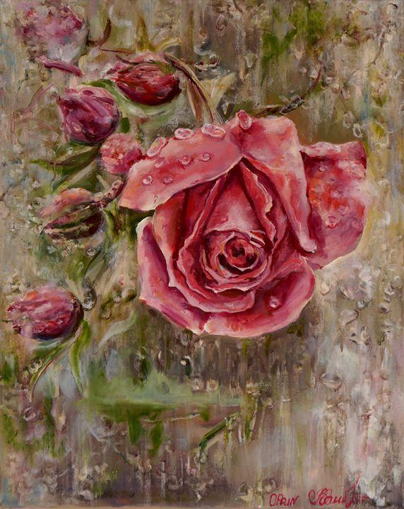 Rose - Olga Prin