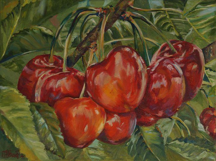 Cherries - Olga Prin