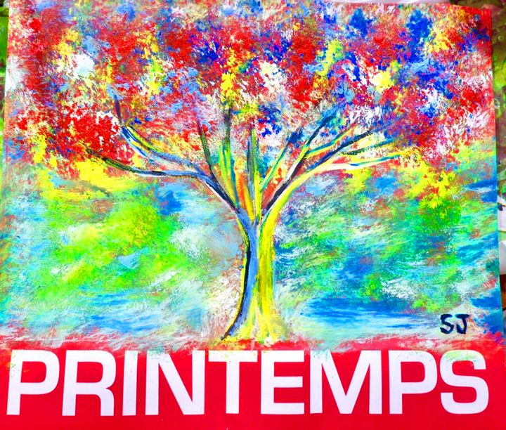 The Spring - Samir Jawhara