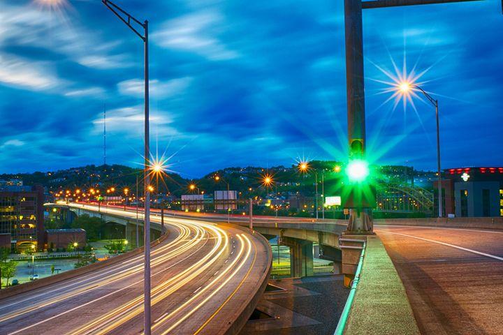 Veterans Bridge, Pittsburgh - Aaron Zaffuto