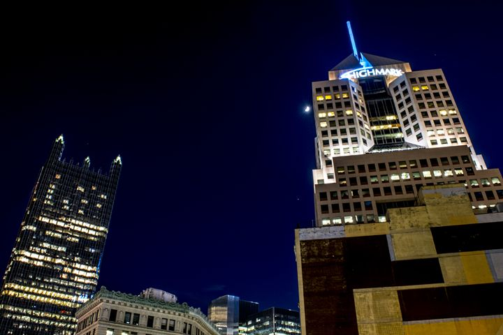 Pittsburgh Nights - Aaron Zaffuto