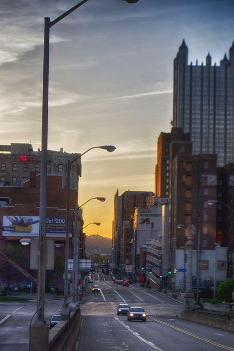 412 Sunset - Aaron Zaffuto