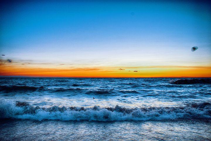 Sunset - Aaron Zaffuto