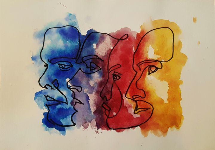faces - HananK