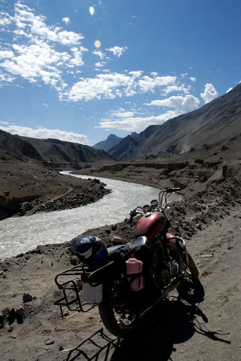ride along the indus river - easywind