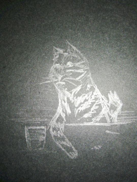 Calm Evening - Phsycome Art