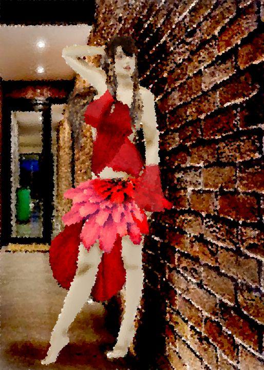 Red Lady - Syaza