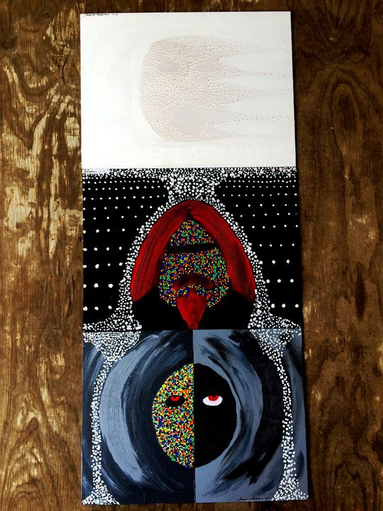 """Cascading Deities"" - Jacques Pretorius"
