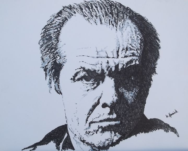 Jack Nicholson - Howards Art
