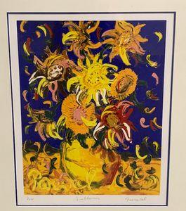 John Perceval 'Sunflowers'