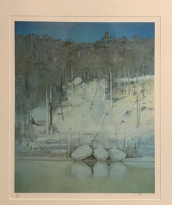 Arthur Boyd's 'Shoalhaven'