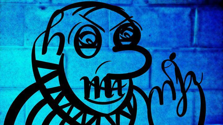 Angry Shakespeare - creativisteve