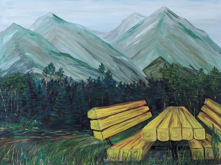Rocky Mountain - ZUEYA