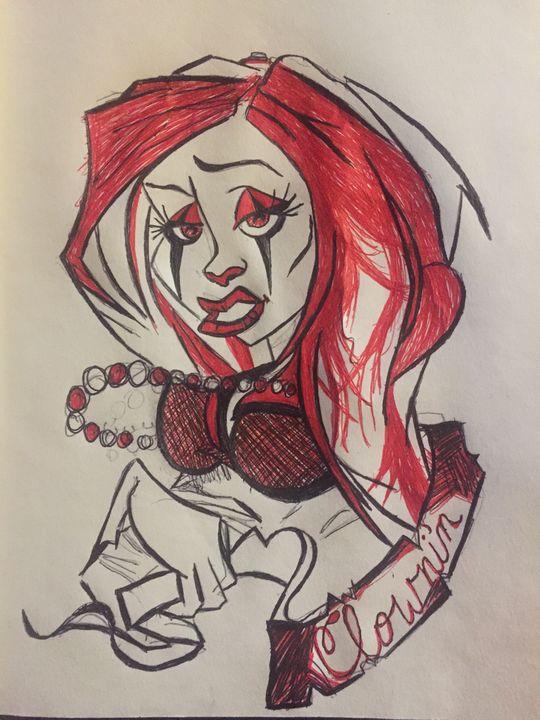 Clowning - Colleen's Art Kart
