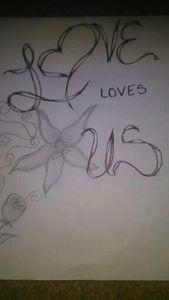 love loves us