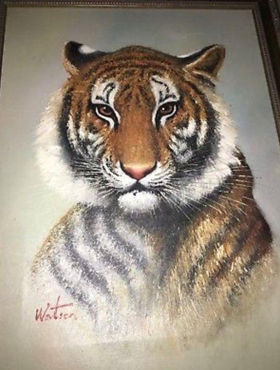 Tiger by watson - Watson