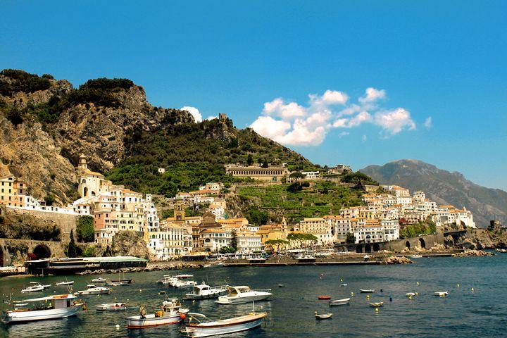 Amalfi - Italy - Bentivoglio Photography