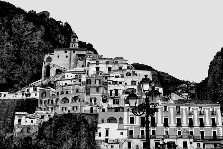 Amazing Amalfi Village - Bentivoglio Photography