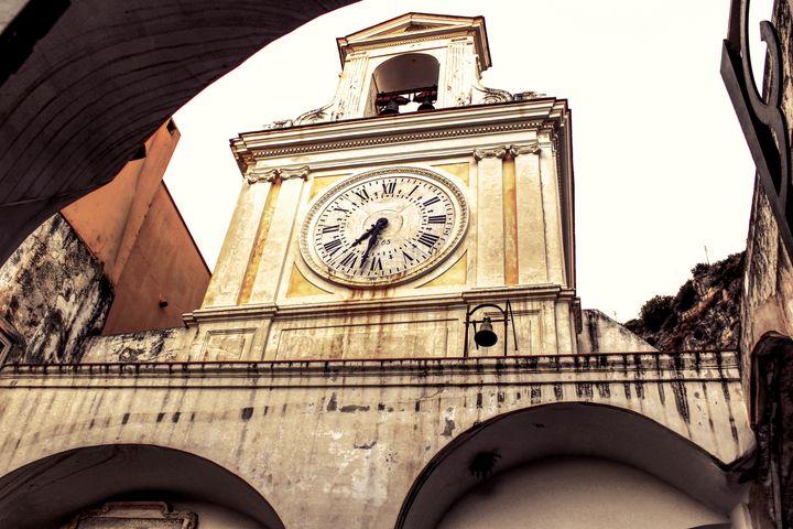 The Clock tower - Bentivoglio Photography