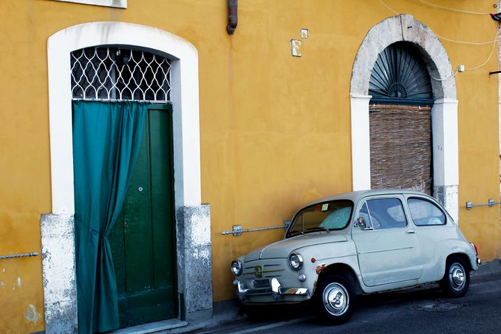 Vintage Car - Bentivoglio Photography
