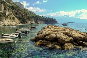 Landscape - Italy Beach
