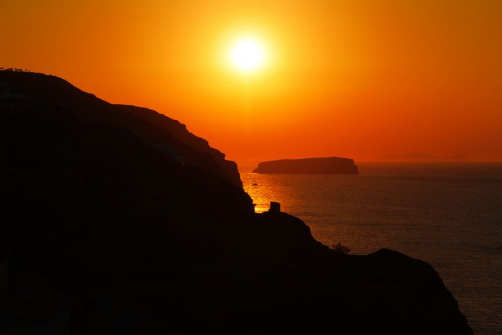 Golden Hour Sunset Landscape - Bentivoglio Photography