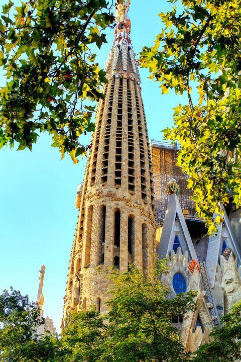 Sagrada Familia Cathedral - Bentivoglio Photography