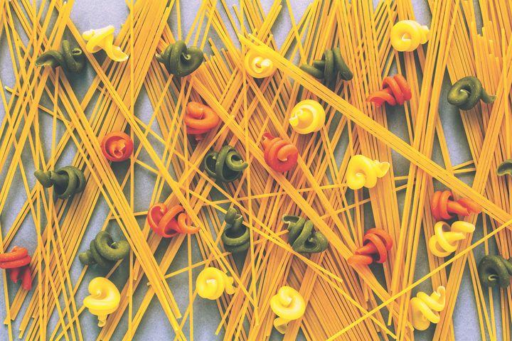 Pasta & Art - Opaque - Bentivoglio Photography