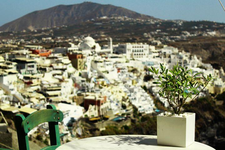 Fira Village - Santorini Island - Bentivoglio Photography
