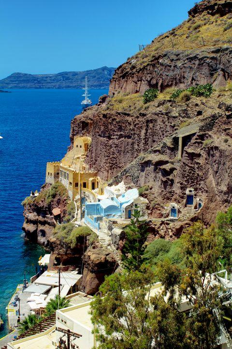 Landscape - Amazing Santorini Island - Bentivoglio Photography