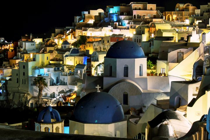 Amazing Santori Village - Bentivoglio Photography