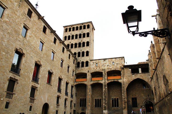 Gothic Quarter - Bentivoglio Photography