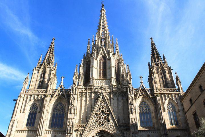 Barcelona Cathedral - Bentivoglio Photography