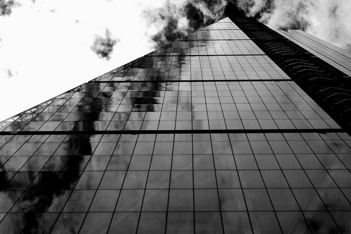 Glass Skyscraper - Bentivoglio Photography