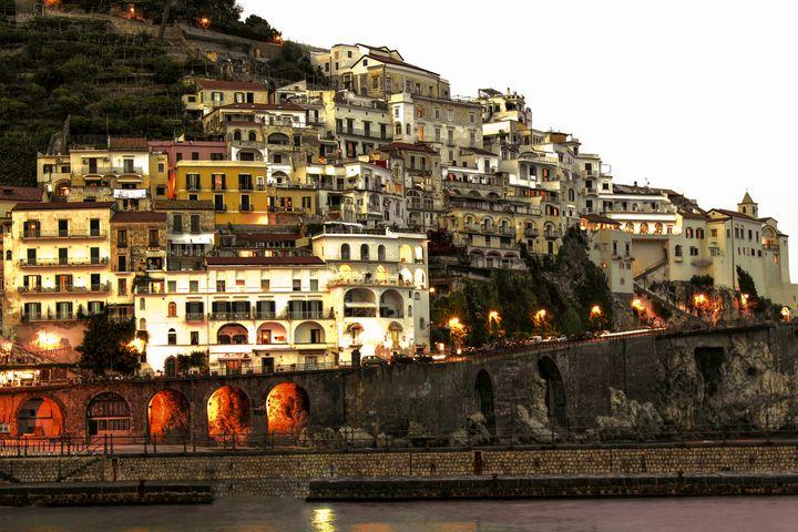 Atrani Village - Bentivoglio Photography